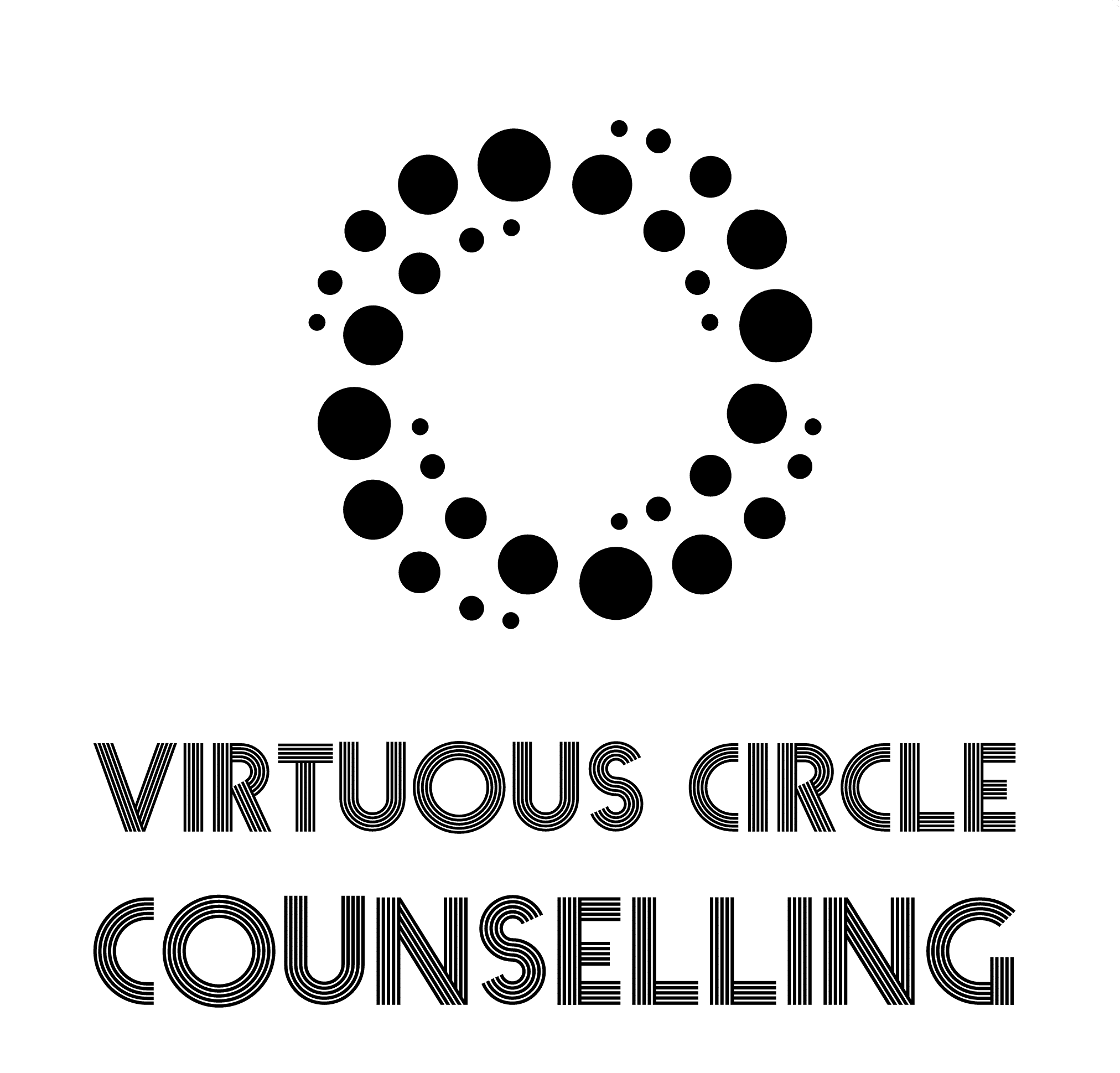 Virtuous Circle Counselling logo